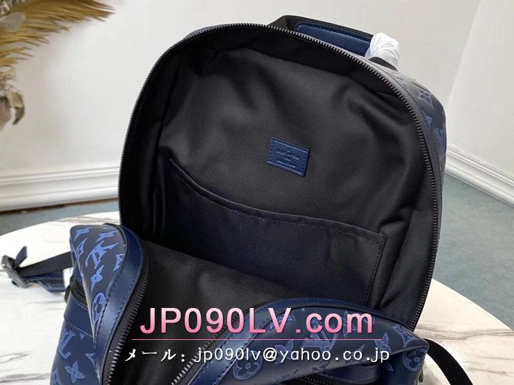 ルイヴィトン モノグラム・シャドウ バッグ スーパーコピー M45728 「LOUIS VUITTON」 21新作 スプリンター・バックパック メンズ バックパック