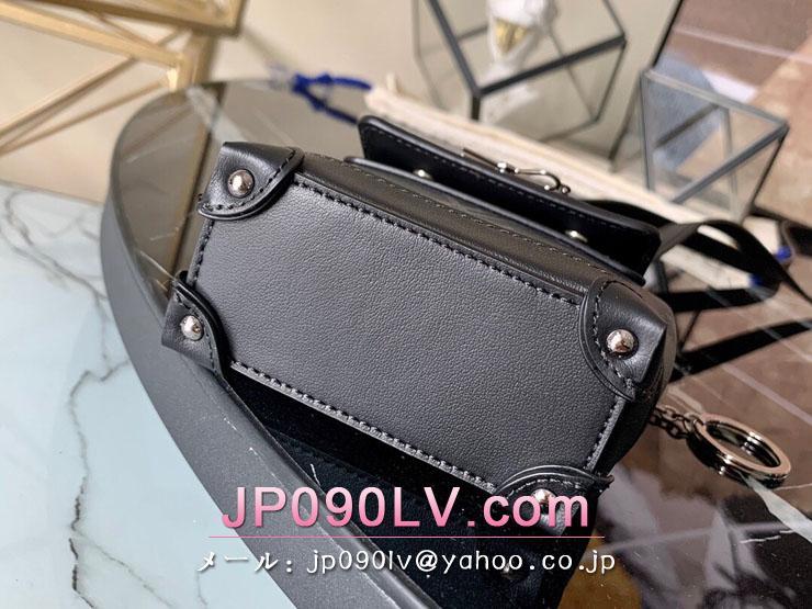 ルイヴィトン モノグラム・エクリプス バッグ コピー M00340 「LOUIS VUITTON」 21新作 ポルト クレ・ミニ スティーマー メンズ ショルダーバッグ