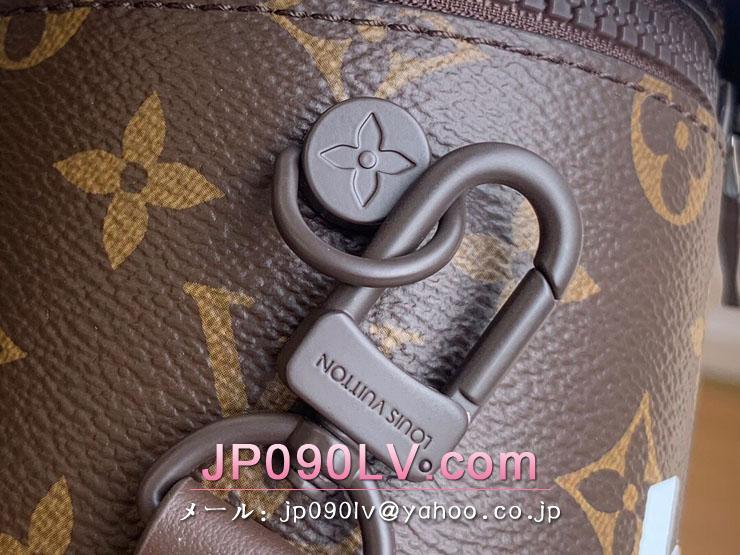 ルイヴィトン モノグラム バッグ コピー M80812 「LOUIS VUITTON」 21新作 コーヒーカップ メンズ ショルダーバッグ